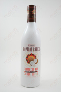 Potter's Coconut Caribbean Rum  750ml