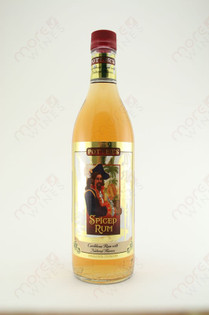 Potter's Spiced Rum 750ml
