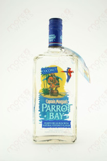 Captain Morgan Parrot Bay Coconut Rum 750ml