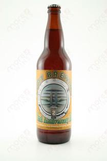 Port Brewing 2nd Anniversary Ale 22 fl oz
