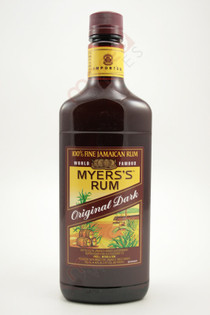 Myers's Original Dark Rum 750ml