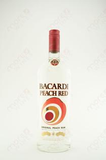 Bacardi Peach Red Rum 750ml