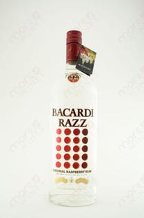 Bacardi Razz Rum 750ml