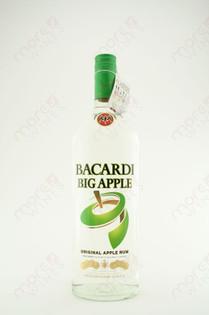 Bacardi Big Apple Rum 750ml