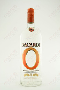 Bacardi Orange Rum 750ml
