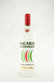 Bacardi Grandmel??n Watermelon Rum 750ml