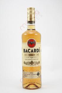 Bacardi Gold Dark Rum 750ml