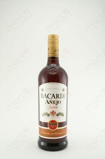 Bacardi Anejo Rum 750ml