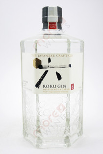Roku Craft Gin 750ml