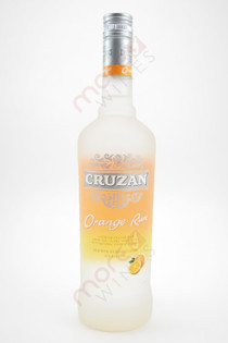 Cruzan Orange Rum 750ml