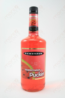 Dekuyper Watermelon Pucker Schnapps 1L