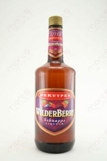Dekuyper Wilderberry Schnapps 1L