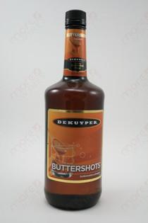 Dekuyper ButterShots Butterscotch Schnapps 1L
