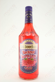 Du Bouchett Rageous Raspberry Sour Schnapps 1L