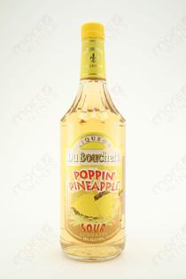 Du Bouchett Poppin' Pineapple Sour Schnapps 1L