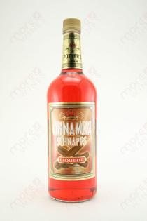 Potter's Cinnamon Schnapps 1L