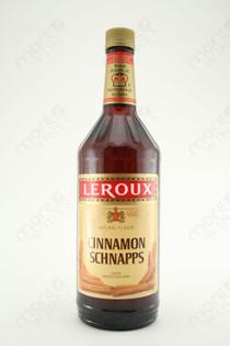 Leroux Cinnamon Schnapps 1L