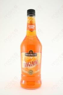 Hiram Walker Tangerine Schnapps 1L