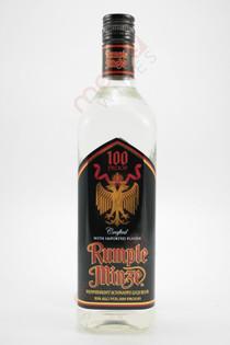 Rumple Minze 100 Proof Peppermint Schnapps 750ml
