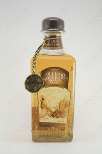 El Ultimo Agave Tequila Reposado 750ml