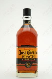 Jose Cuervo Black Medallion Tequila Anejo 750ml