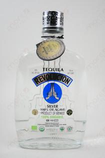 Revolucion Silver Organic Tequila 750ml