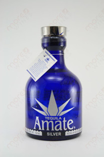Amate Tequila Silver 750ml