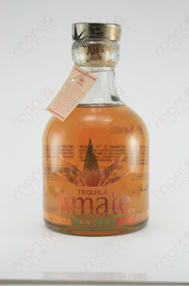 Amate Tequila Anejo 750ml