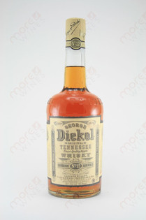 George Dickel Tennessee Sour Mash No. 12 Whisky 750ml