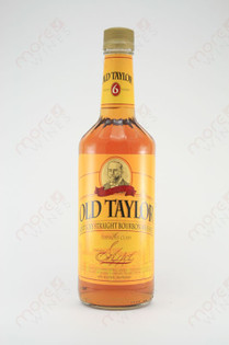 Old Taylor Bourbon 750ml