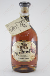 Wild Turkey Rare Breed Kentucky Straight Bourbon Whiskey 750ml