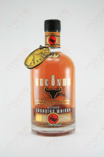 Sec8nds Blended Canadian Whiskey 750ml
