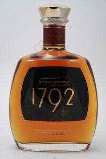 1792 Small Batch Kentucky Straight Bourbon Whiskey 750ml