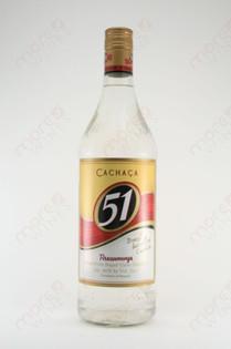 51 Cachaca 1L