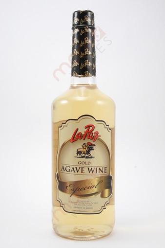 La Paz Gold Especial Agave Wine 1L