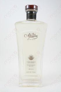 Don Alvaro Blanco Tequila 750ml