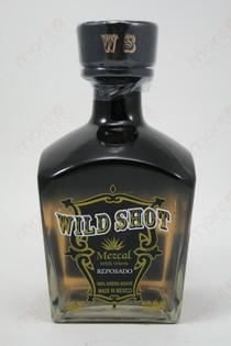 Wild Shot Mezcal Reposado 750ml