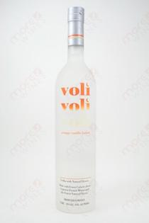 Voli Orange Vanilla Fusion 750ml