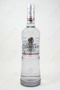 Russian Standed Platinum Vodka 750ml