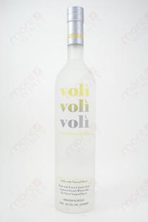 Voli Lemon Vodka 750ml