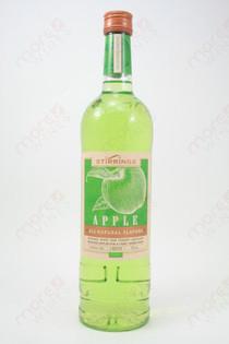 Stirrings Apple Liqueur 750ml