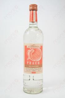 Stirrings Peach Liqueur 750ml