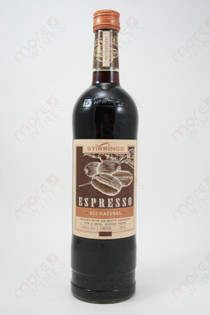 Stirrings Espresso Liqueur 750ml