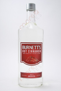 Burnett's Hot Cinnamon 750m