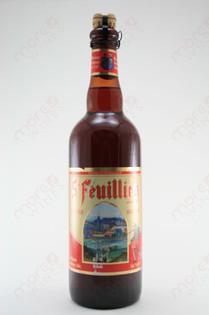 St. Feuillien Brune 25.4 fl oz