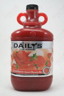 Daily's Strawberry Daiquiri/Margarita Mix 1.9L