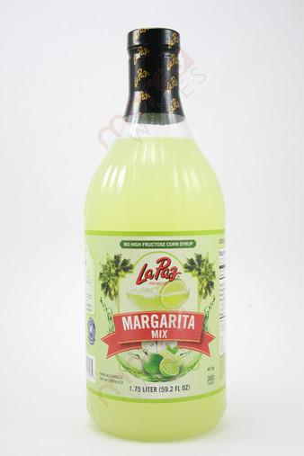 La Paz Margarita Mix 1.75L