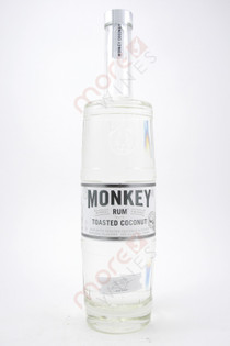 Zane Lamprey Monkey Rum with Toasted Coconut 750ml