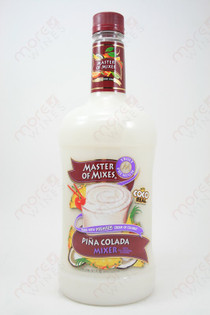 Master of Mixes Pina Colada Mix 1.75L