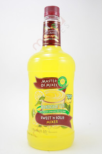 Master of Mixes Sweet' N Sour Mix 1.75L